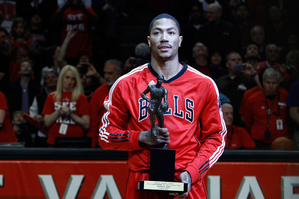 Derrick Rose MVP Season (Highlights) 🎥