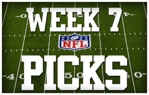 Lock & Longshot: NFL Week 7 Picks