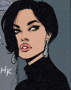 Selina Kyle (Catwoman) by Joelle Jones
