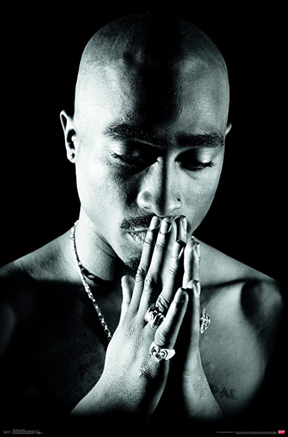 """For every dark night, there's a brighter day."" - Tupac Shakur -"