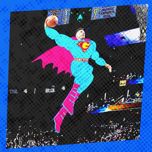 NBA Players & Their Superhero Counterparts: Giannis is Superman (EVRD Original)