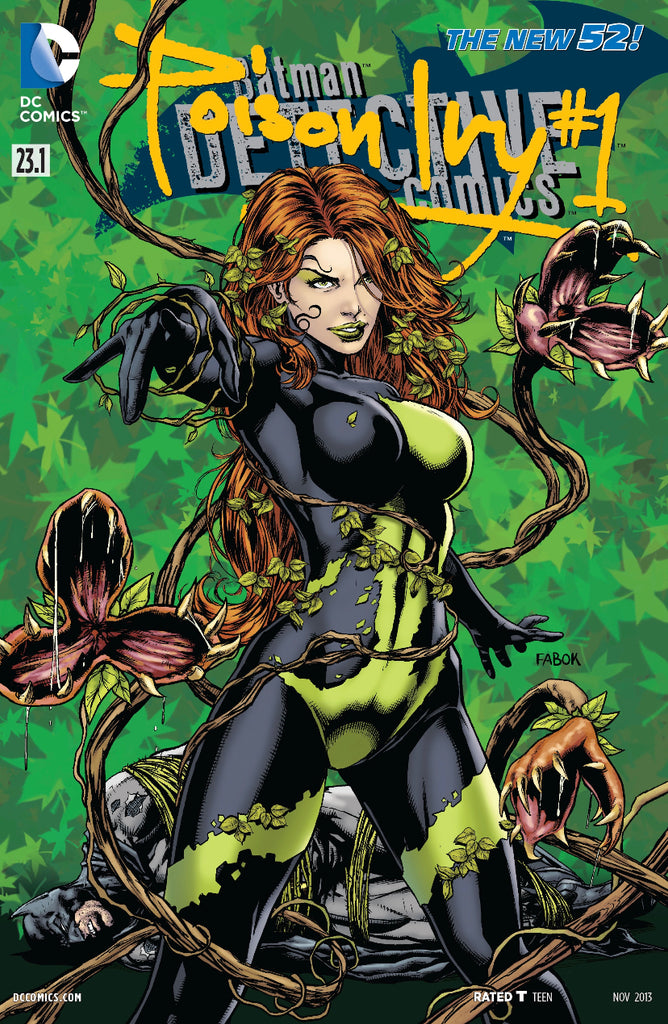 The Villains List: Poison Ivy