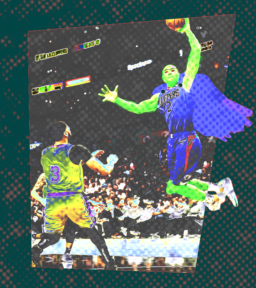 NBA Players & Their Superhero Counterparts: Kawhi is Martian Manhunter (EVRD Original)