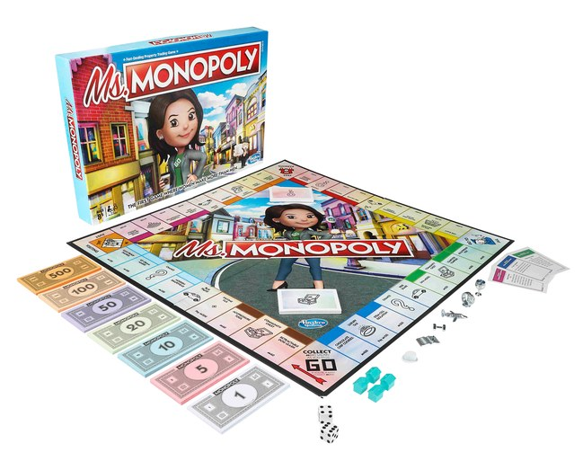 The Misplaced Feminism of Ms. Monopoly