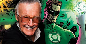 Stan Lee's GREEN LANTERN Returns To DC's Universe