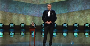 Will Ferrell Acceptance Speech at Mark Twain Comedy Awards