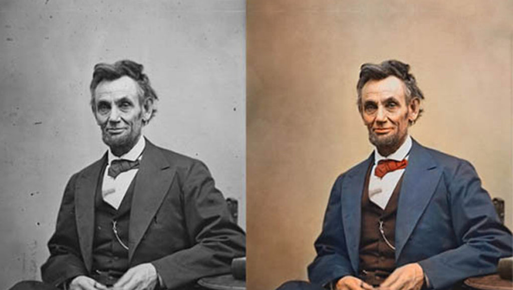 Lincoln in Color