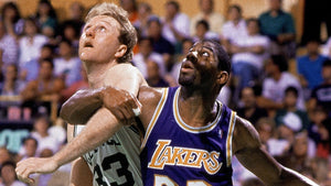 Larry Bird, Magic Johnson lifted the NBA with heated rivalry 🔗