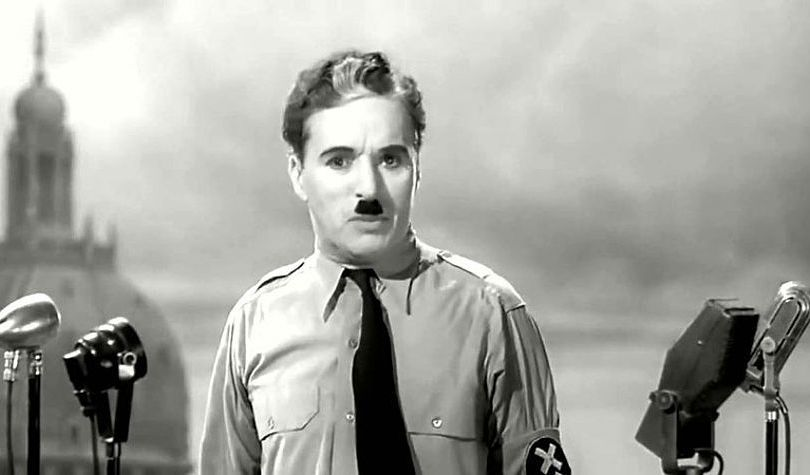 The Great Dictator Speech - Charlie Chaplin + Time - Hans Zimmer 🎥