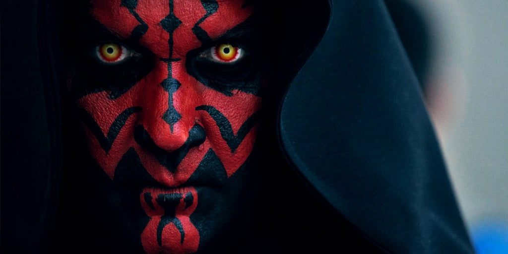 The Villains List: Darth Maul  (EVRD Original)