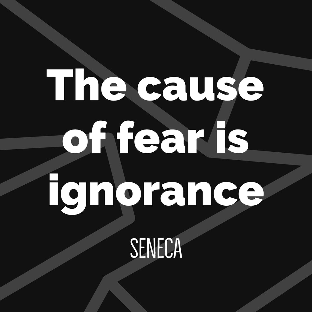 The Cause of Fear...