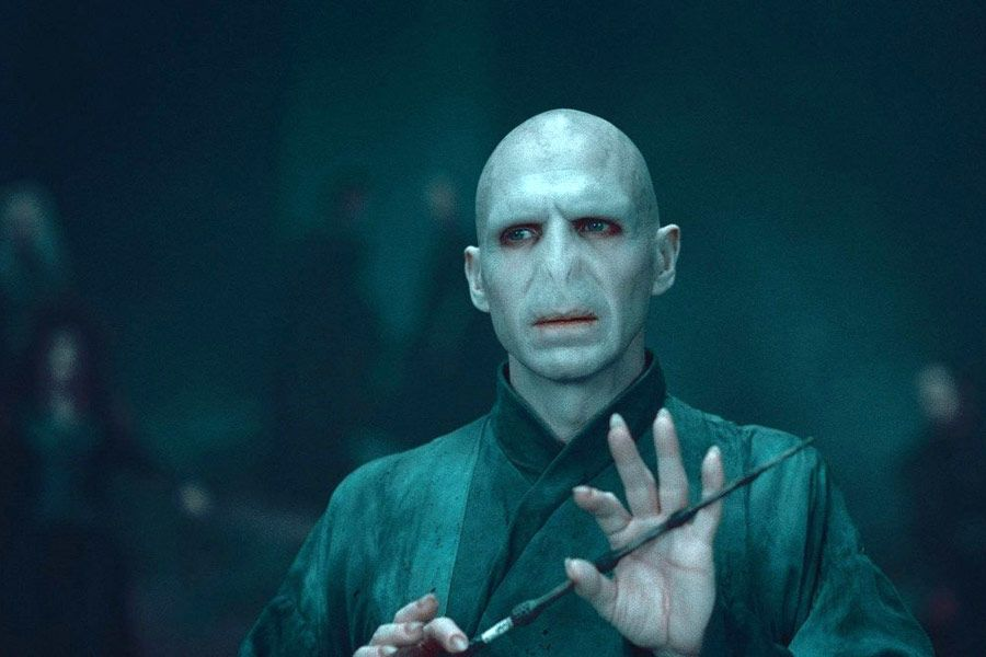 The Villains List: Lord Voldemort