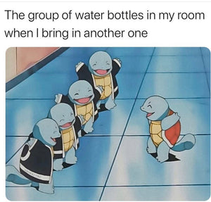 Water Bottle Squad