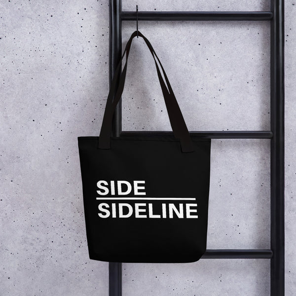 Side Over Sideline Tote