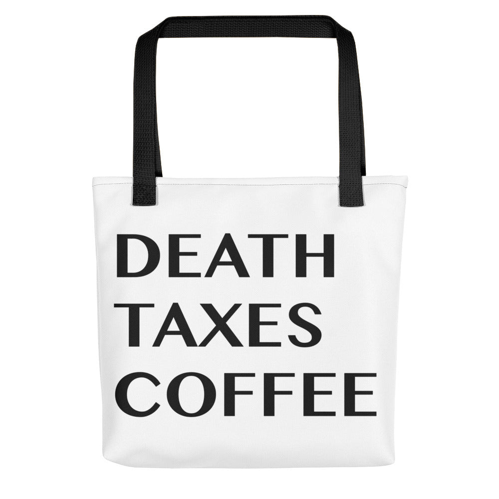 Death Taxes Coffee