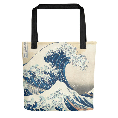 The Great Wave Tote