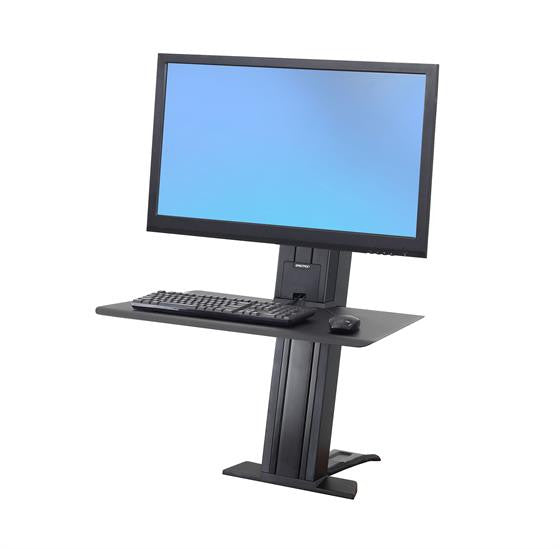 Ergotron Workfit-SR Heavy Monitor Short Surface