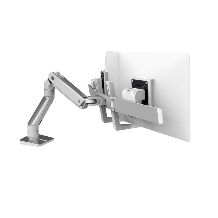 Ergotron HX Desk Dual Monitor Arm