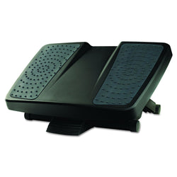 Fellowes Ultimate Adjustable Massage Footrest