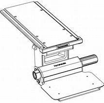 Humanscale Keyboard Tray 6FB Mechanism