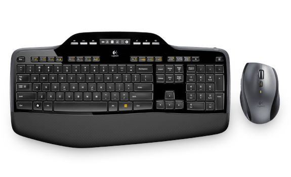 Logitech Wireless Desktop Combo MK710