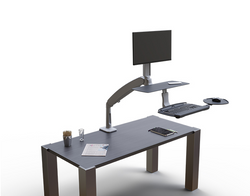 Solace 2 Standing Desk Converter