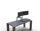 Solace Single Standing Desk Converter