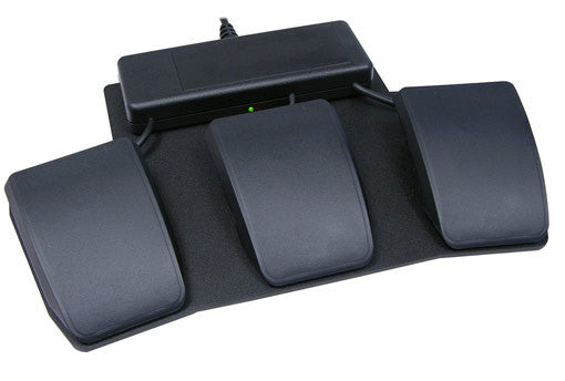 Kinesis Advantage Triple Foot Pedal