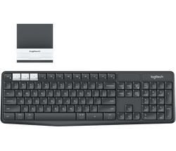 Logitech Multi-Device Keyboard K375s