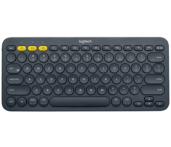 Logitech Multi-Device Bluetooth Keyboard K380