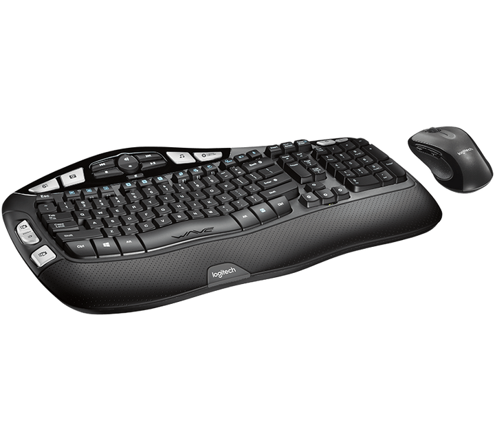 Logitech Wireless Keyboard Combo MK550