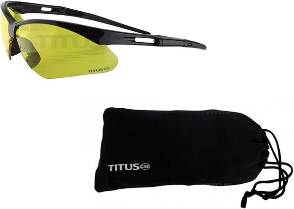 Titus Aero Safety Glasses