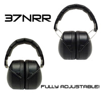 Titus Onyx 37 NRR - Quality Hearing Protection EarMuff