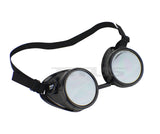 Titus G14 Sports Riders Steampunk Safety Goggles Motorcycle Strap Eye Protection