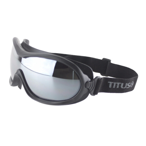 Titus G32 SOFT SEAL Goggles Sports Safety Biker ATV DOT Eye Protection Motorcycle