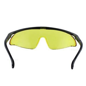 Titus G4 Amber HD Eye Shield - Sports Safety Glasses