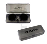 Titus Retro Style IR Welding Safety Glasses w/ Folding Side Shield