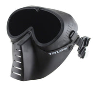 TITUS MS1 Multi-Purpose Full Face Mask w/ Integrated Googles (Vented)