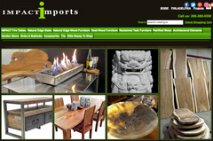 Home Page of Impact Imports USA, Inc. of Boise, Idaho