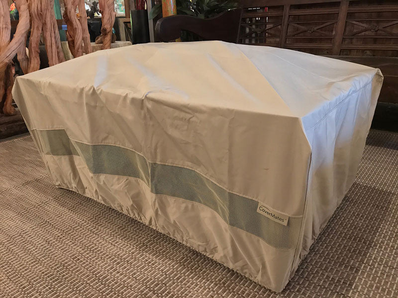 IMPACT fire tables & Xtras: Polyester Fire Table Cover