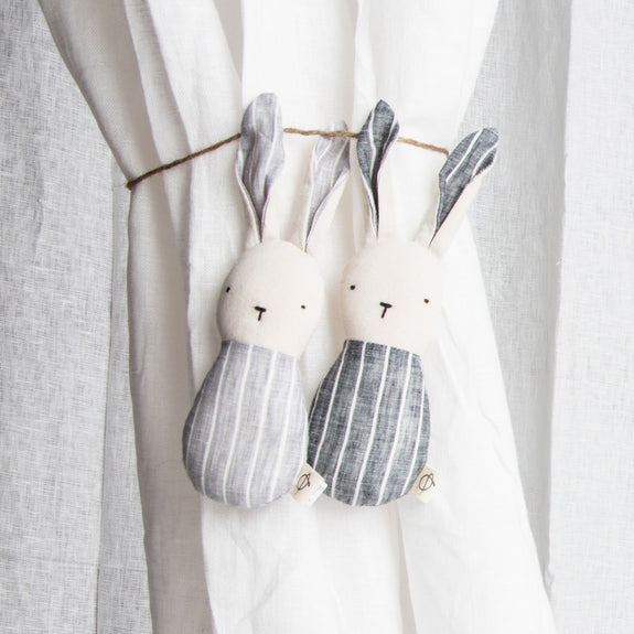 lapin hochet gris ouistitine