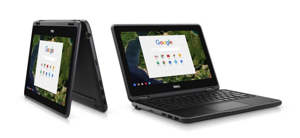 "Dell 3189 11.6"" Touch Chromebook"