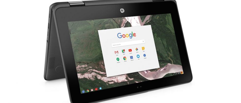 HP Chromebook x360 11 G1 Education Edition.