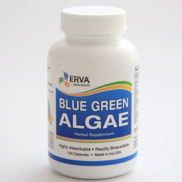 Wild Harvested Blue Green Algae