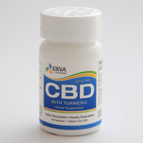 CBD with Turmeric