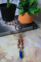 Easter Necklace (Dumortierite)