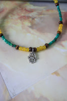 Unique Necklace (Hamsa)