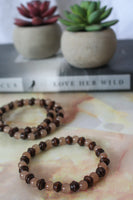 Paige Bracelet (Brown)