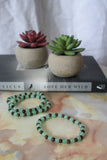 Rachel Bracelet (Light Green)