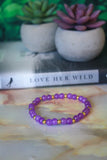 Barabal Bracelet (Light Purple)